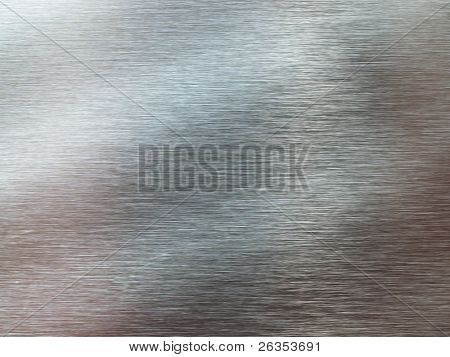 Real metal texture