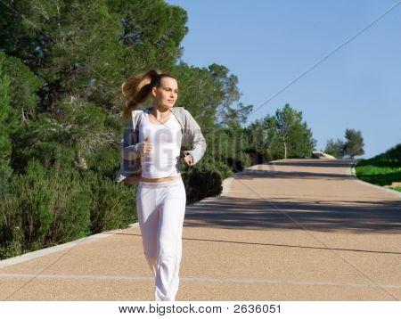 Jogging Or Running