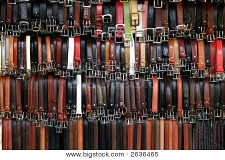 Belts In Florence