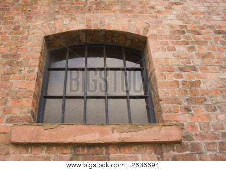 Single Window In Building Built 1846