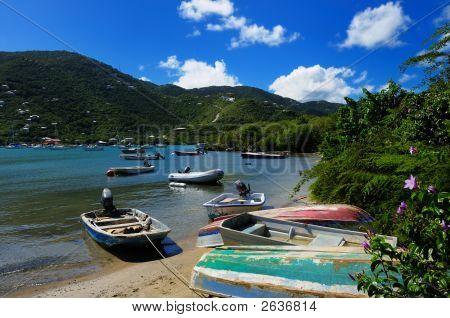 St. John Island Dinghys