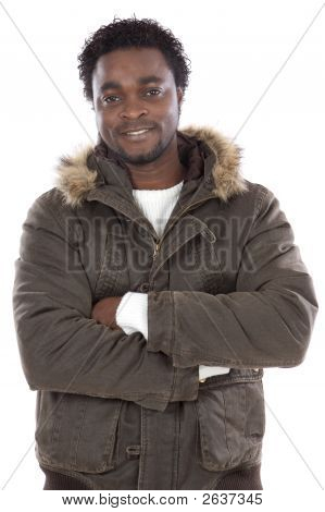 Attractive African Man