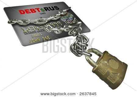 Locked Credit Card