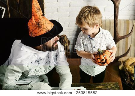 Witcher And Little Magician Make