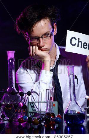 thinking chemist