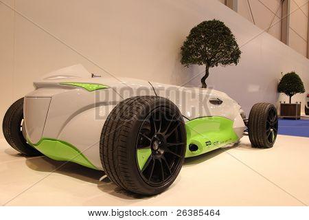 Essen, Germany - Nov 29: Sbarro Espera Supercharged Sportscar First Shown At The Essen Motor Show In