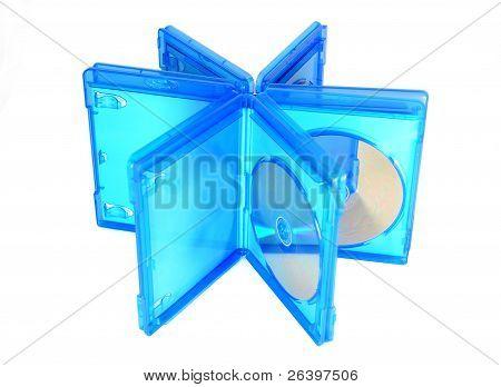 Blu Ray Disc casos abiertos