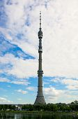 Ostankino TV tower, Moscow