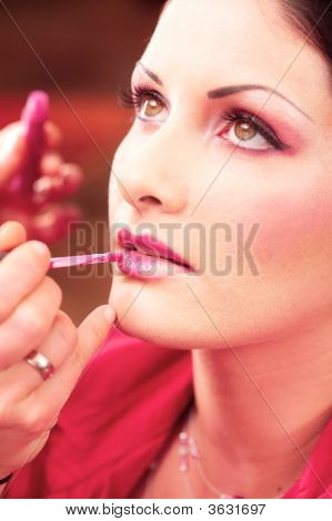 Makeup And Beauty Treatment