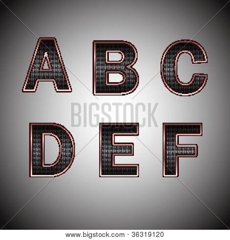 Carbon Alphabet Part 1