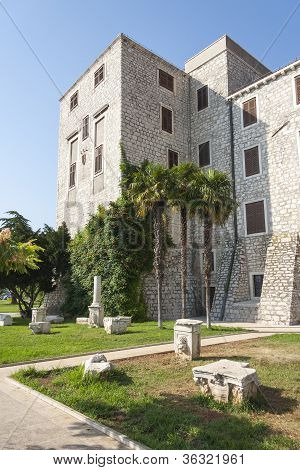 Rector's Palace, Sibenik