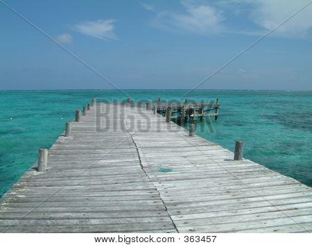 Exotic Pier