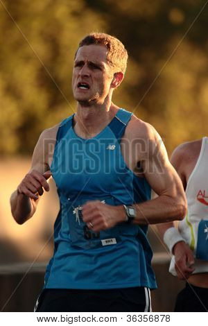 "Brisbane, Australia - September 02 : Philip Bradshaw Participating In The ""bridge To Brisbane"" Chari"