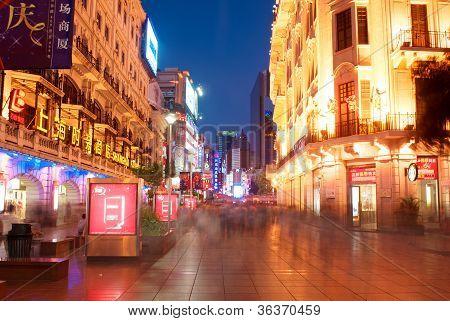 Shanghai City