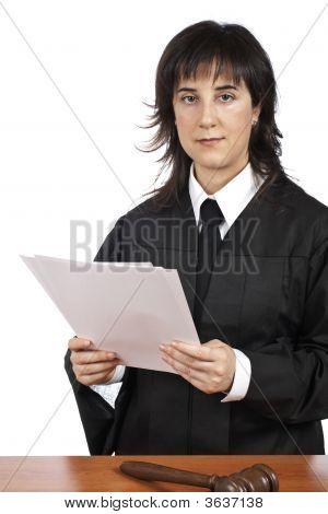 Reading The Verdict