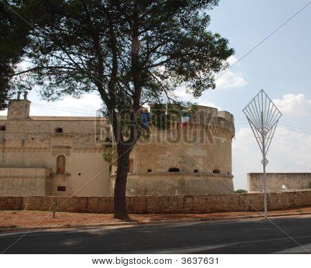 Acaya Castle, Italy