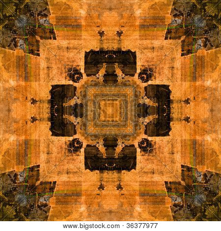 art eastern national traditional pattern
