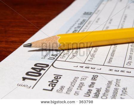 Steuern 1040
