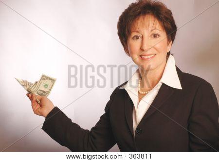 Money In Hand 2142