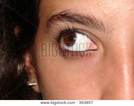 Eye Staring 2