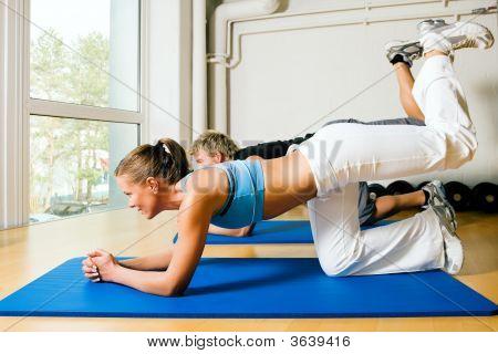 Sexy Ass Gymnastics