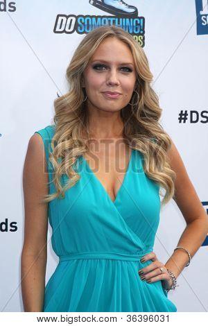 vLos Angeles - AUG 19:  Melissa Ordway arrives at the 2012 Do Something Awards at Barker Hanger on August 19, 2012 in Santa Monica, CA