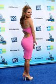 Los Angeles - AUG 19:  Maria Menounos_ arrives at the 2012 Do Something Awards at Barker Hanger on A