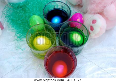 Egg Dipping