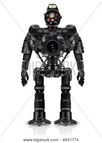 Robot Of Photocameras