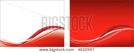 Red Swoosh