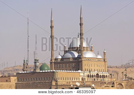 Mosque Mohammed Ali