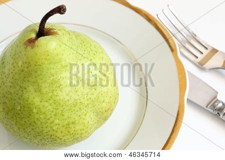 Pear For Dinner
