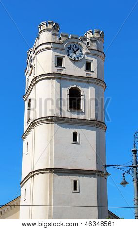 Csonkatemplom Church Tower, Debrecen, Hungary