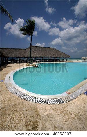 Relax Near The Caribbean Beach