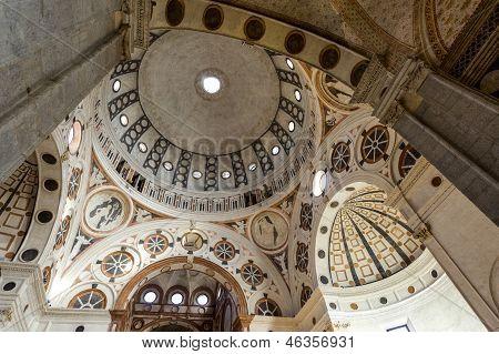 Santa Maria Delle Grazie (milan), Interior