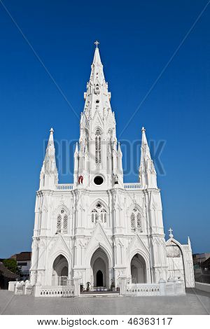 Catholic Church In Kanyakumari