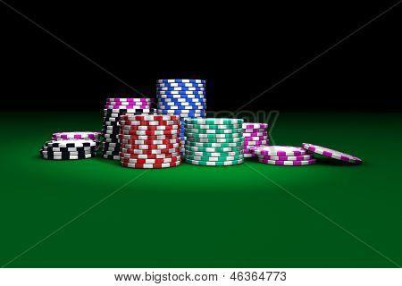 赌博赌场筹码