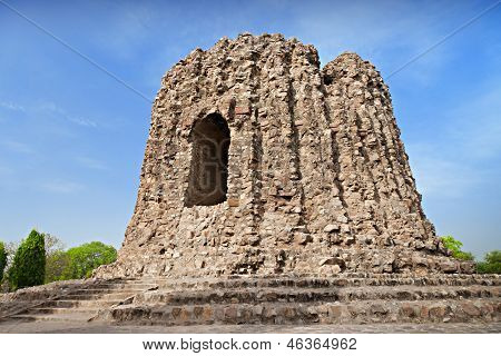 Uncompleted Alai Minar