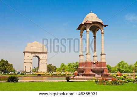 Porta de India
