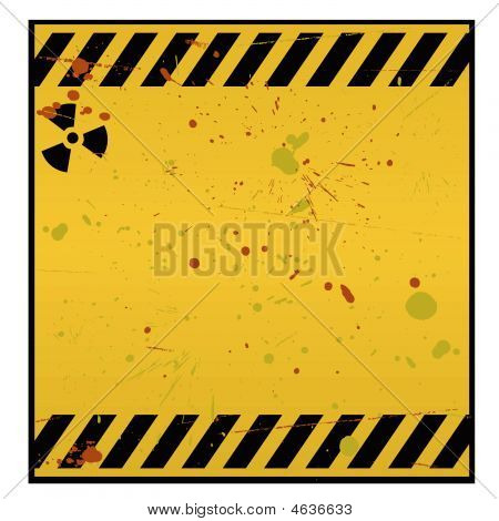 Radioactive Warning