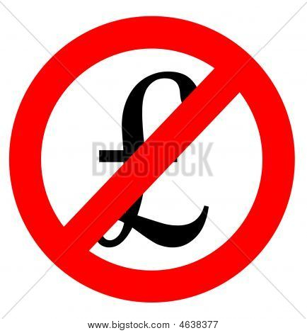 Free Of Charge Anti Pound Sign