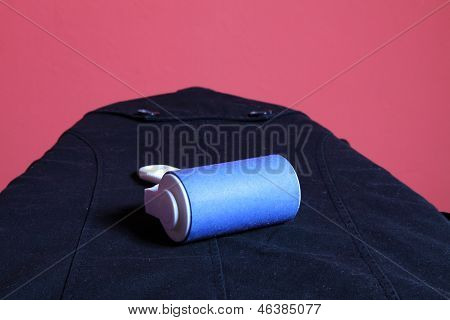 Blue Cleaner Dust With Lint Roller