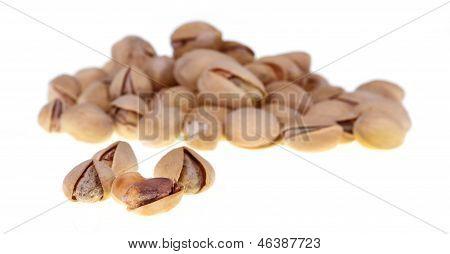 Pistachios Heap