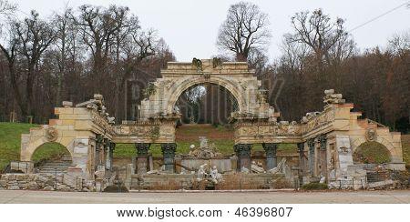 The Roman Ruin