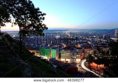 Bursa City