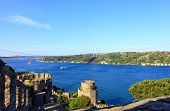Rumeli Fortress and FSM Bridge