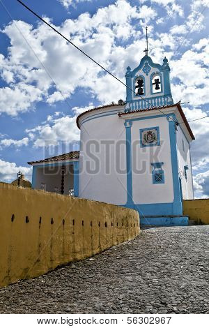 Chapel of Nossa Senhora da Conceicao in Elvas, Portugal