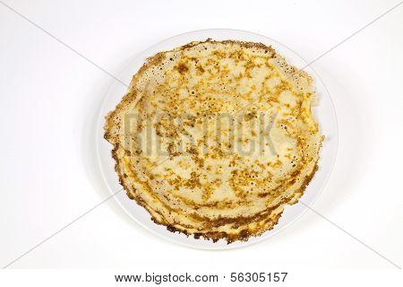Turkish Pancakes