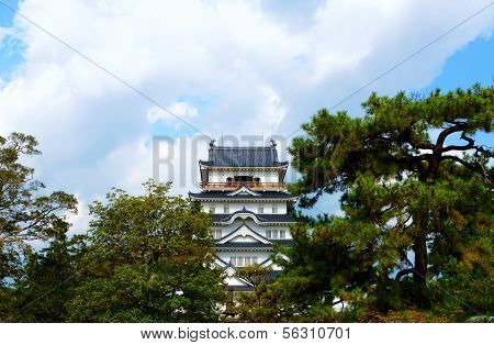 Fukuyama Castle (south Side)