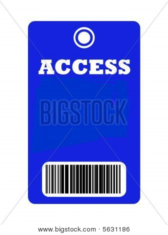 Access All Areas Pass